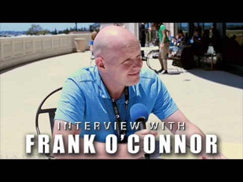 Interview with Frank O'Connor (special thanks to Podtacular)