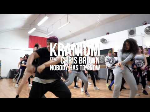Kranium feat. Chris Brown Nobody Has To Know Remix | Steven Pascua Choreography