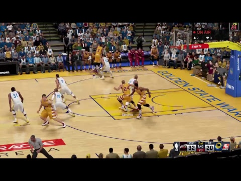 Nba2k16 playing with brother
