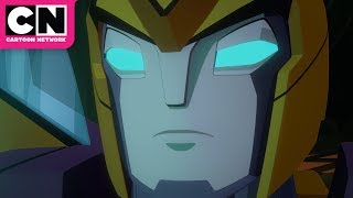 Transformers Cyberverse | Windblade's Mission | Cartoon Network