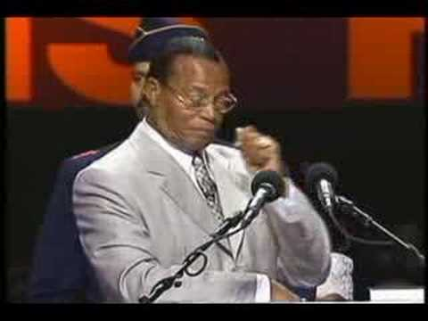 "Farrakhan Reveals what really happened ""911"" pt 3 of 9"