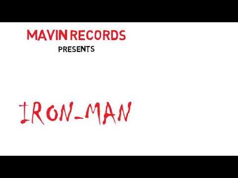 Rema - Iron Man (Animated Lyrics Video )