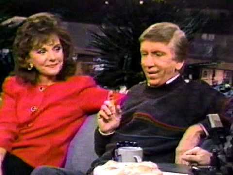 Dawn Wells & Bob Denver on the Pat Sajak Talk   Dec. 1, 1989