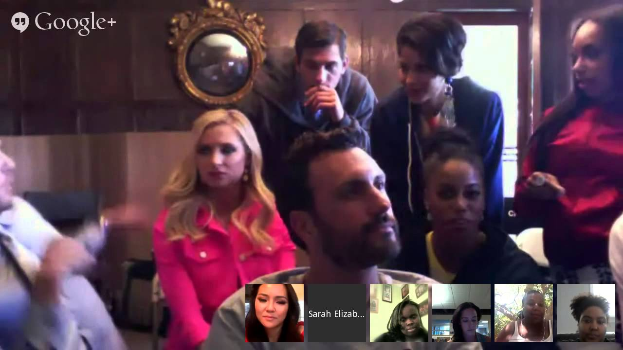 Hangout With the Cast of Hit The Floor
