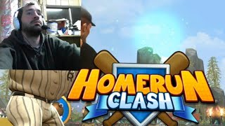 HOMERUN CLASH by Haegin | Free Mobile Sports Game | Android / Ios Gameplay Youtube YT Video Leon LDH