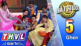 THVL | Cặp đôi hài hước Mùa 2 – Tập 5[3]: Khi công chúa ghen - Hoàng Hải, Miko Lan Trinh