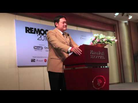 Opportunities in the Cambodian Real Estate Market, REMOC2016 on Realestate.com.khTV