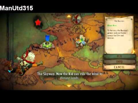 Bastion Video Game Walkthrough Part 2 (PC)