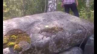 Гранитные камни для ландшафтного дизайна(2)