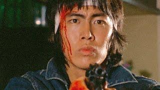 ある夜、北条刑事はニセ電話でおびき出され、2人組の男に拳銃を奪われ ...