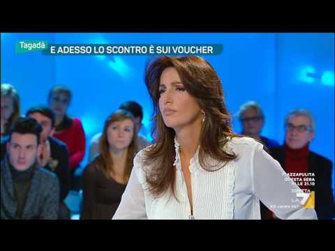 Tagadà - Banca Monte Paschi, la rabbia dei senesi (Puntata 12/01/2017)