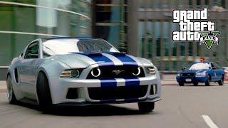 GTA V Freeroam - AUTO VAN NEED FOR SPEED NAMAKEN EN VLIEGENDE HACKERS VALLEN AAN!