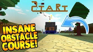 INSANE OBSTACLE COURSE! | Build A Boat For Treasure ROBLOX