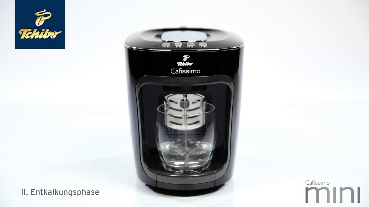 Neuestes Design Preis vergleichen riesiges Inventar Wie entkalke ich meine Cafissimo MINI?