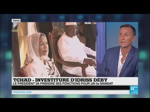 """Investiture d'Idriss Déby : """"c'est un personnage qui fascine, c'est un sphinx dans la sous région"""""""