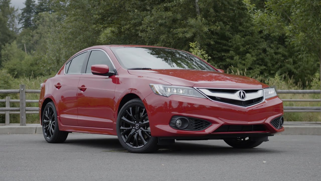 2017 Acura Ilx A Spec Review Autonation