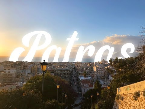 Greek Ports of Patras and Piraeus | Airbnb ROOM TOUR