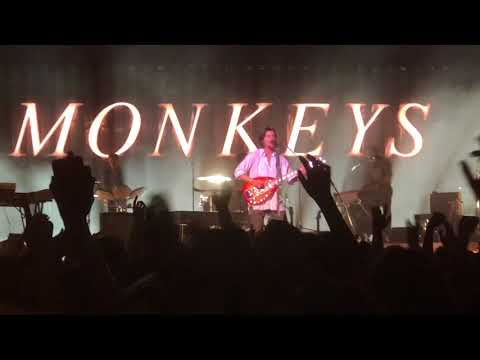 Arctic Monkeys - Do I Wanna Know ? - Paris - Zénith - 30 Mai 2018
