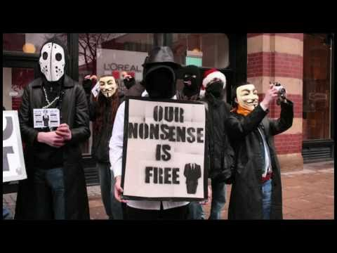 ANONYMOUS - OPERATION ALGERIA - A Press Release