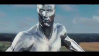 Фантастическая четвёрка Вторжение Серебряного сёрфера Трейлер