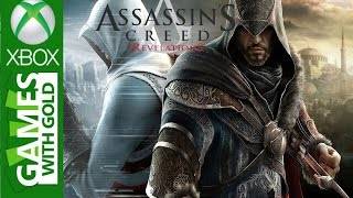 Assassins Creed Revelations   Games With Gold