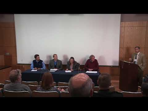 MARINE Panel on Big Ocean Data and Decision-Making Dec 12, 2017