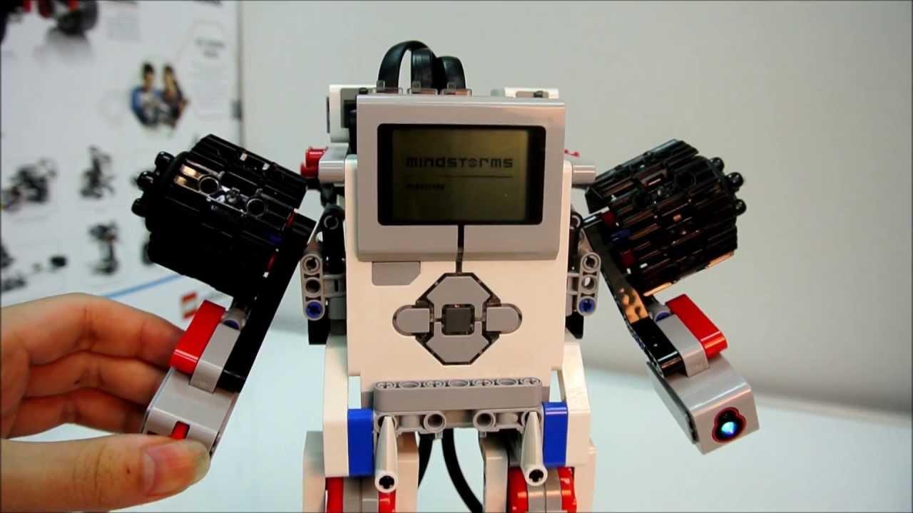 LEGO MINDSTORMS - EV3 - Ice's Giant