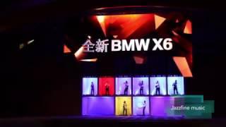 爵士風音樂 BMW X6 新車發表會演出 台中圓滿劇場