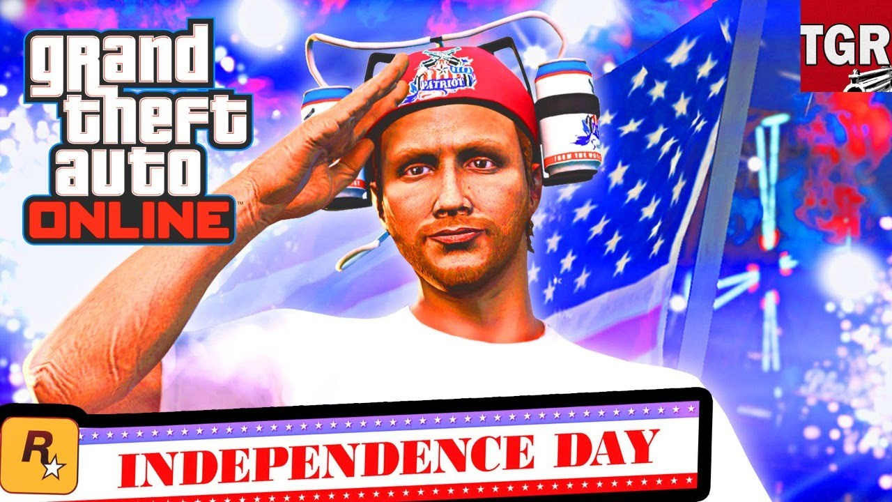 GTA Online Independence Day Update COUNTDOWN | MONEY GRINDING WITH FRIENDS FOR THE SUMMER DLC