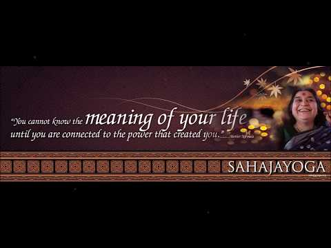 Sahaja Yoga Bhajan - Aao Ji Aao - Dr. Rajesh Universe