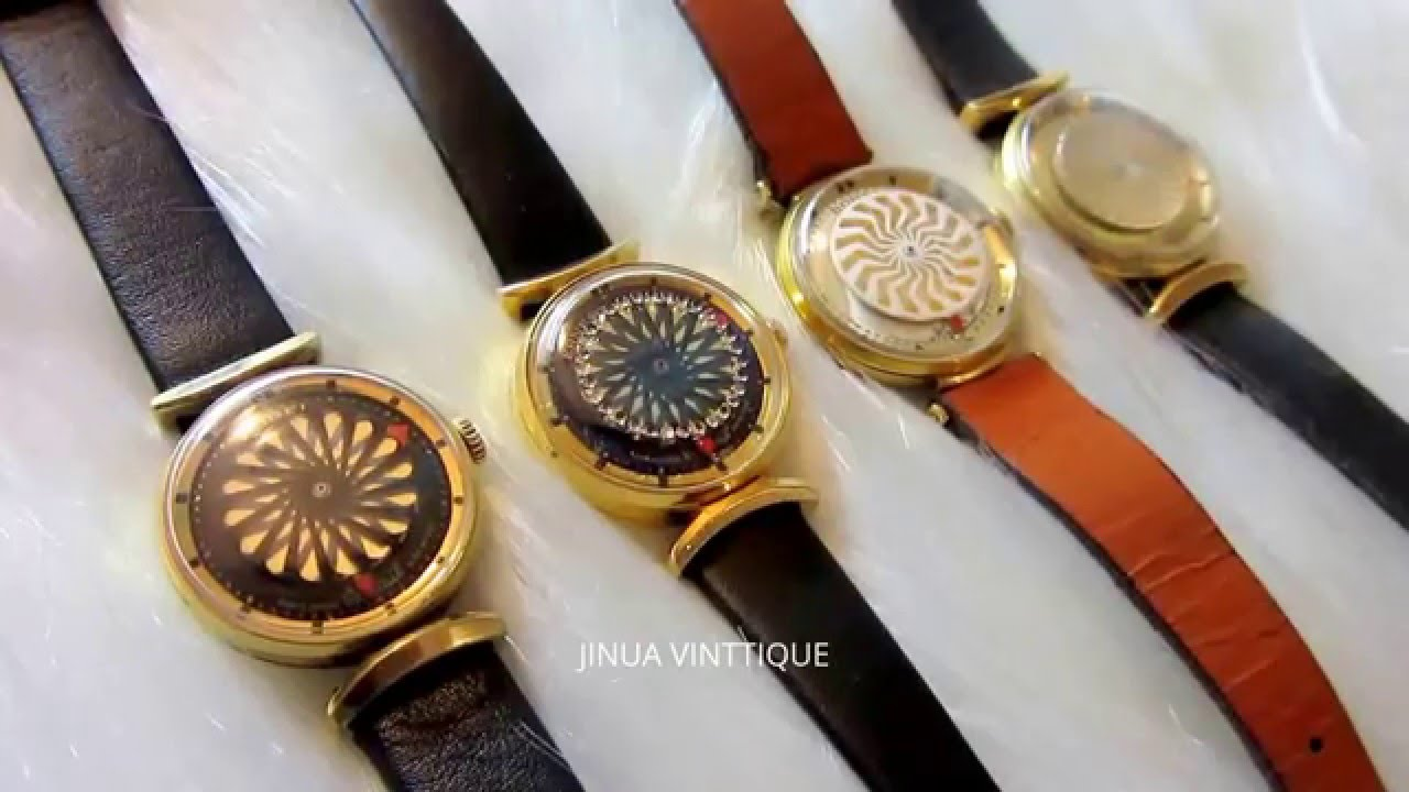 Jewels Cocktail Watch 1960s Ladies Kaleidoscope 17 Borel Ernest shotrCBQdx