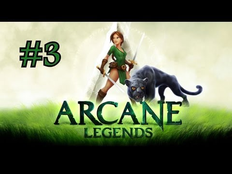 Arcane Legends [Google Chrome Browser] Gameplay Pt 3