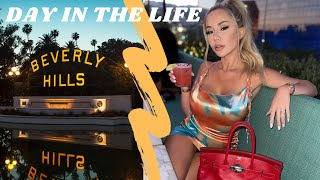 Day In The Life Beverly Hills | Claudia Fijal | Episode 1 of 3