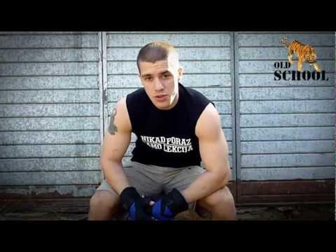 VEZBE ZA RUKE - biceps,triceps,podlaktica.Plan rada,varijacije (OLD SCHOOL)