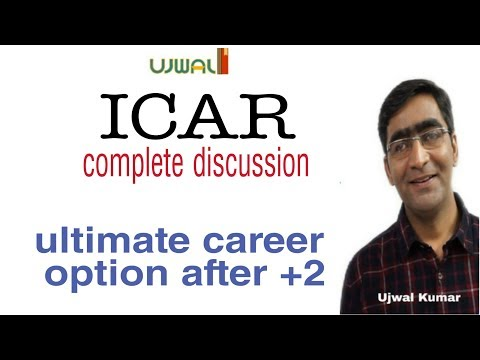 ICAR AIEEA  Complete Information And Strategy    ICAR Exam  Preparation + Icar Paper Format And Form