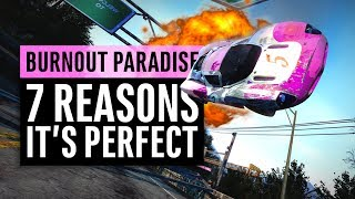 Burnout Paradise Remastered | 7 Ways It's The Perfect Arcade Racer (Review)