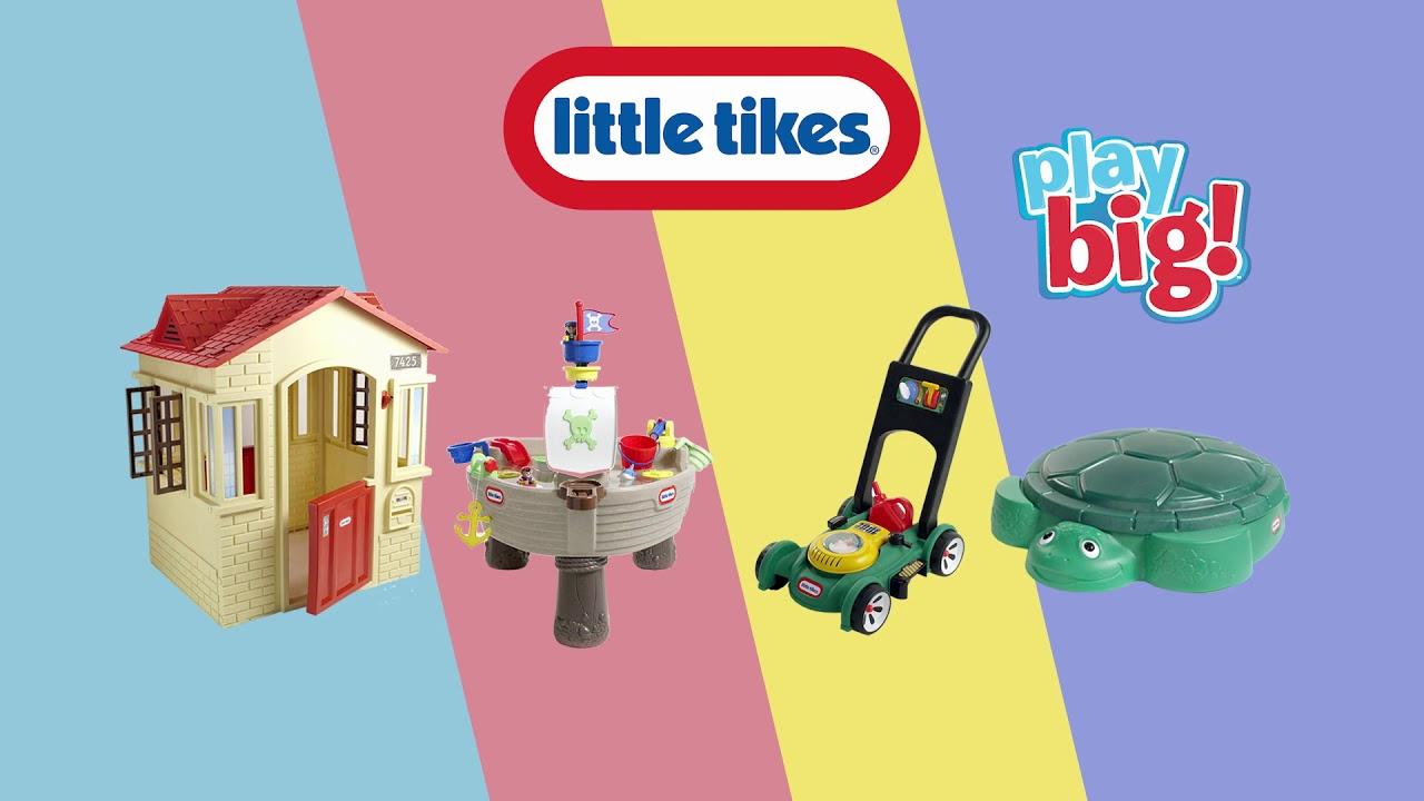 Little Tikes Gas 'n Go Mower Smyths Toys