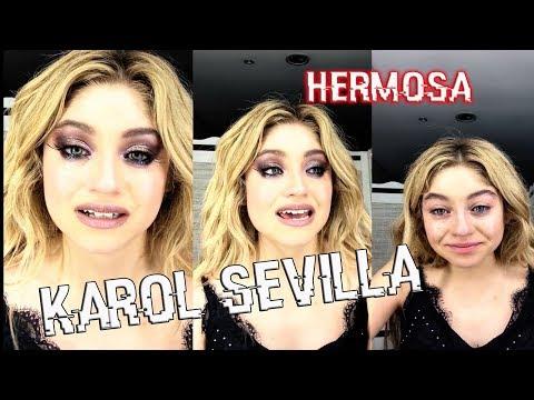 Despedida   Gracias Luna Y Hola Karol  - Part 4/4   - Karol Sevilla 💎 2018