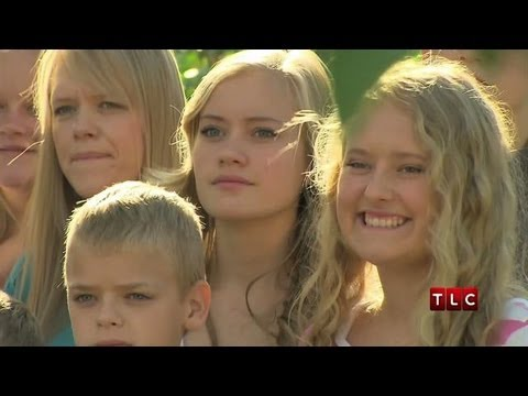 Meet the Williams Family | My Five Wives thumbnail