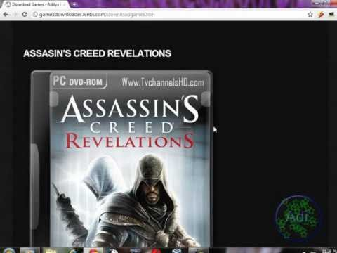 How To Download Assassin's Creed Revelations For Free.wmv