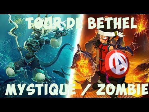 【Dofus】Sawlution Tour De Bethel Zombie Et Mystique 2.46