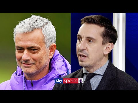 Why has Jose Mourinho's character changed since joining Tottenham? | Super Sunday