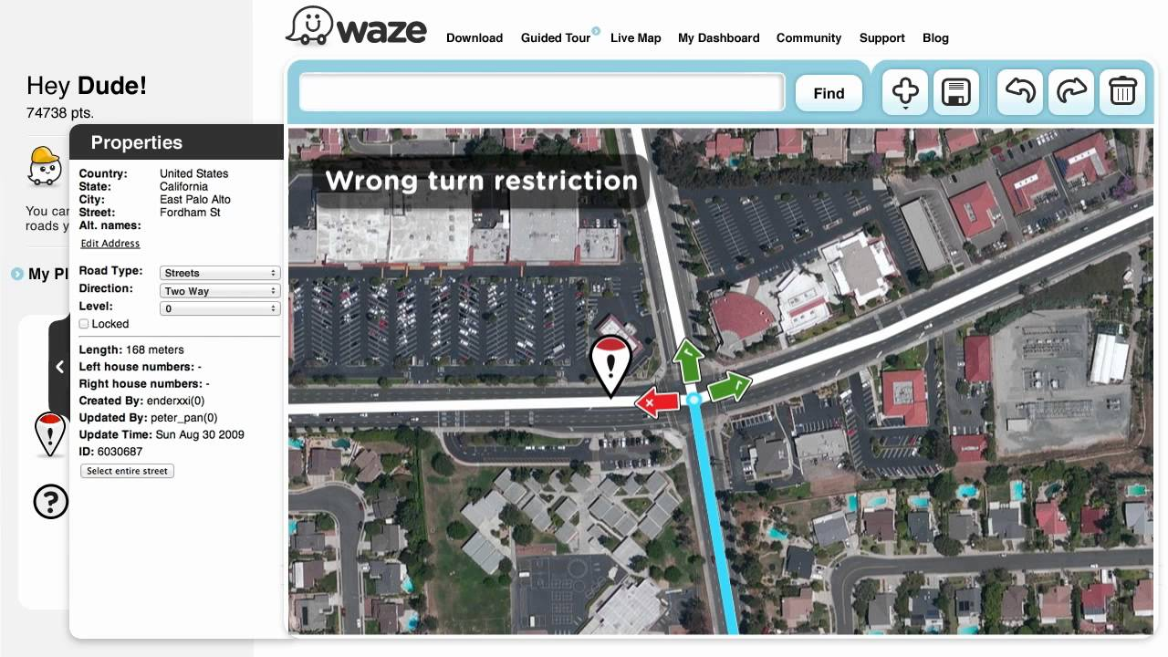 Waze Map Editor Guide - Part 6: Examples | Waze