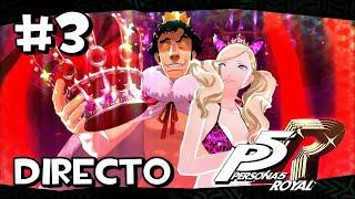 EL JUICIO DE KAMOSHIDA | Persona 5 Royal - Directo Completo #3