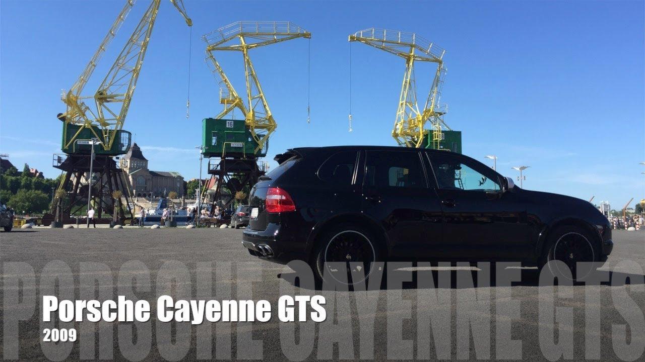 Porsche Cayenne GTS - w 2009 kosztowało EUR 140.000,-