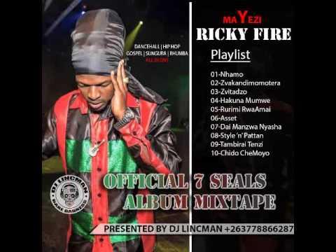 RICKY FIRE  7 SEALS ALBUM OFFICIAL MIXTAPE