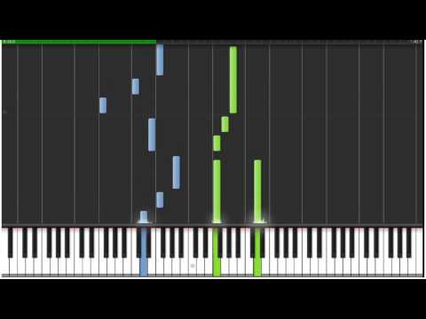 [Piano Tutorial] Inuyasha - Inuyasha and Kagome [Piano Tutorial]