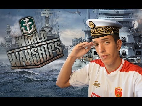 CRNOGORAC PRVI PUT VOZI BROD! IGRAMO *World of Warships*