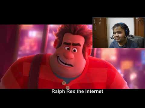 Wreck It Ralph 2 Trailer Reaction - Freaking Awesome