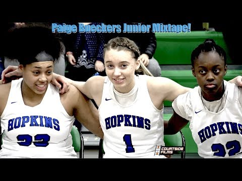 UConn Commit Paige Bueckers Junior Mixtape! ESPN #1 Ranked Recruit In The Country!